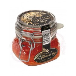 Caviar de salmon rojo Russkiy Vkus 250g