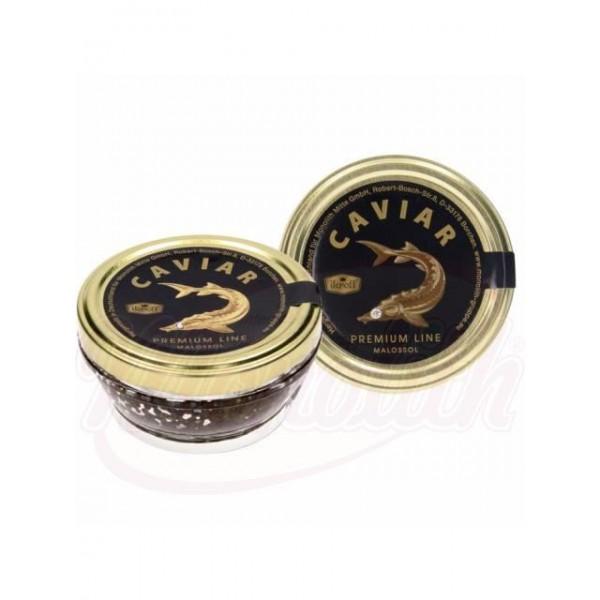 Caviar Premium Line Esturiones 100 g - Huevas