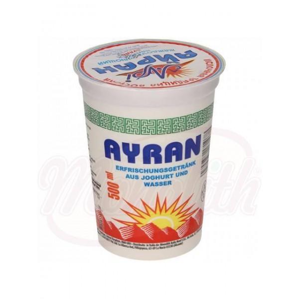 Ayran - Bebida hecha de yogur y agua 500g - Lacteos