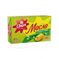Mantequilla Svalia 82% 200g