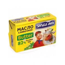 Mantequilla 82% de grasa 200g