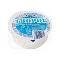 Queso fresco Milochka 2% 275g