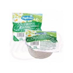 Queso fresco congelado Milochka 2,5% 275g