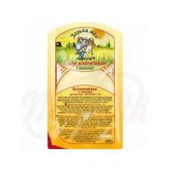 Queso ahumado en lonchas Zorka Moya 40% 200g