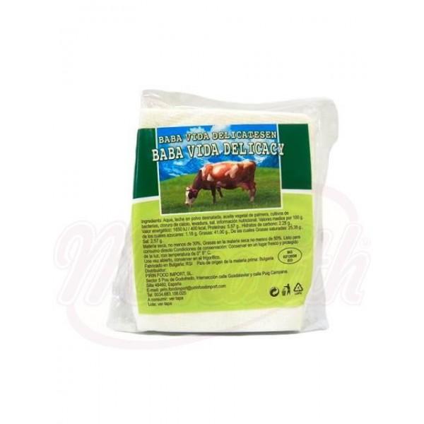 Queso de vaca Baba Vida 500g - Quesos