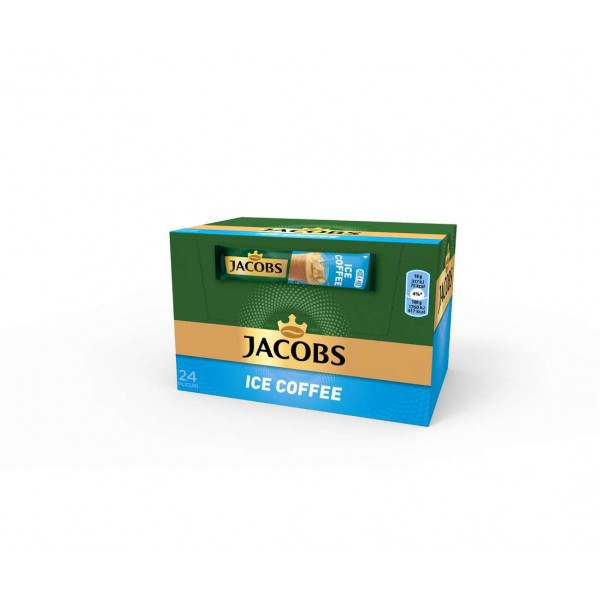 Café soluble Jacobs Ice Coffee   24x18g  - Rusia