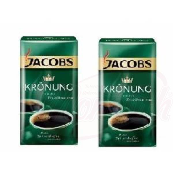 Cafe tostado molido Jacobs Kronung 250g - Rusia