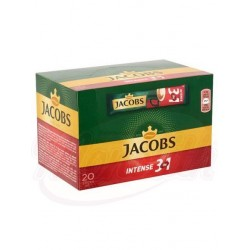 Cafe Jacobs 3in1 Intense  20x17,5g