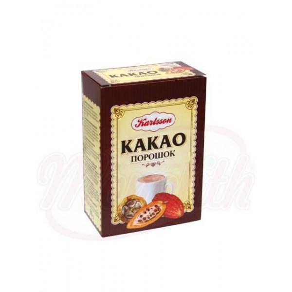 Cacao en polvo de baja grasa 80g - Lituania