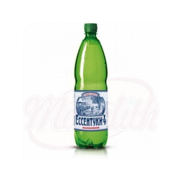 Agua con gas Essentuky Nº4  1 L - Agua
