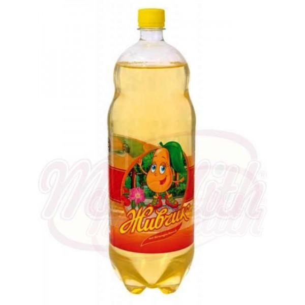 Bebida con gas Shivchik Pera Obolon 2l - Refrescos