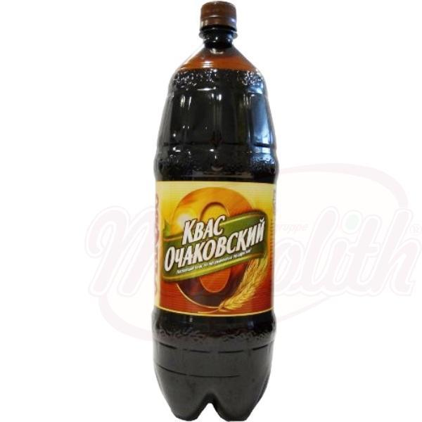Bebida con gas Kvas Ochakovo 1l - Rusia