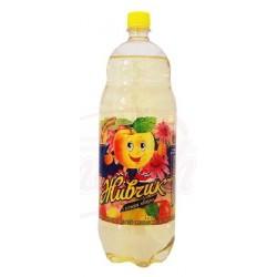 Refresco de manzana con gas Zhivchik Obolon 2l