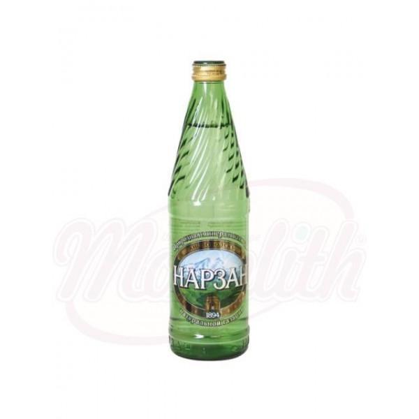 Agua mineral con gas Narzan Oro 0,5 L - Agua