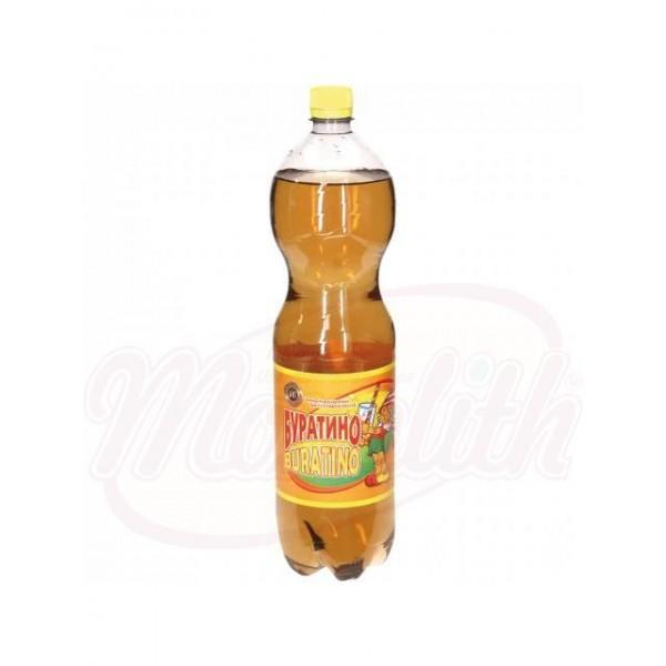 Refresco sabor de fruta Buratino,1500 ml - Alemania