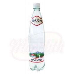 Agua con gas mineral  Borjomi 1000 ml