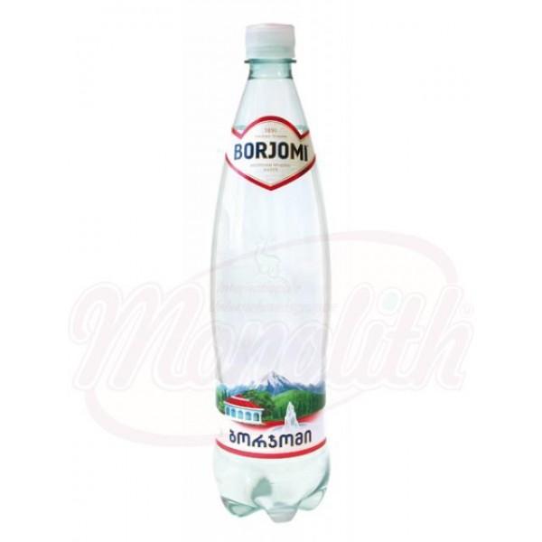 Agua con gas mineral  Borjomi 1000 ml - Agua