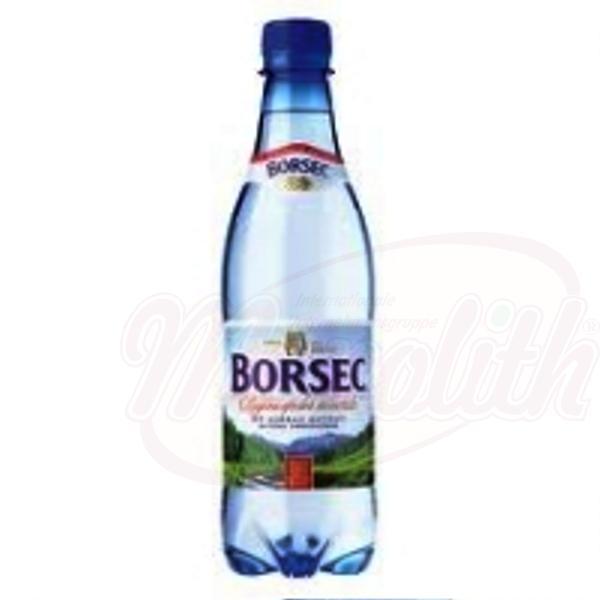 Agua con gas Borsec 500 ml - Agua