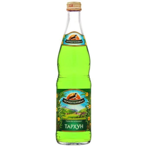Refresco carbonatado con gas Tarjun  0,5 L - Rusia