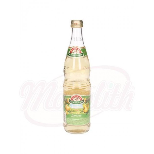 Refresco con gas Dushes, 500 ml - Rusia