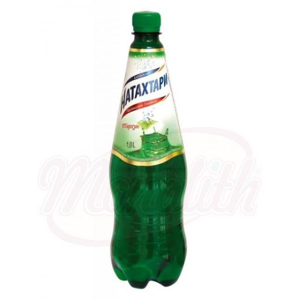 Refresco con gas sabor estragón Natajtari, 1000 ml - Georgia