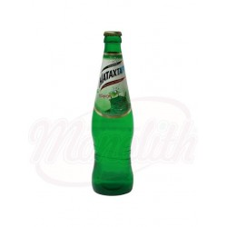 Refresco con gas sabor estragón Natajtari 500 ml