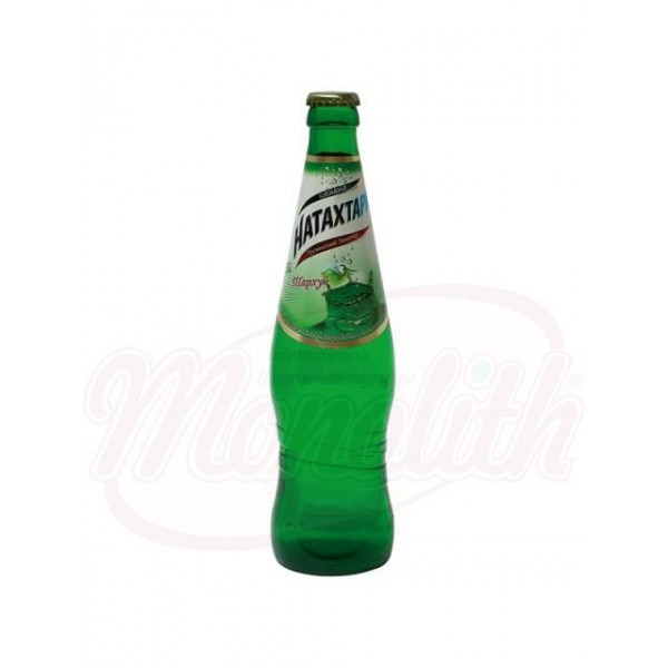 Refresco con gas sabor estragón Natajtari 500 ml - Georgia