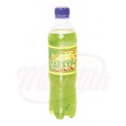 Refresco con gas sabor estragón Tarjun, 500ml
