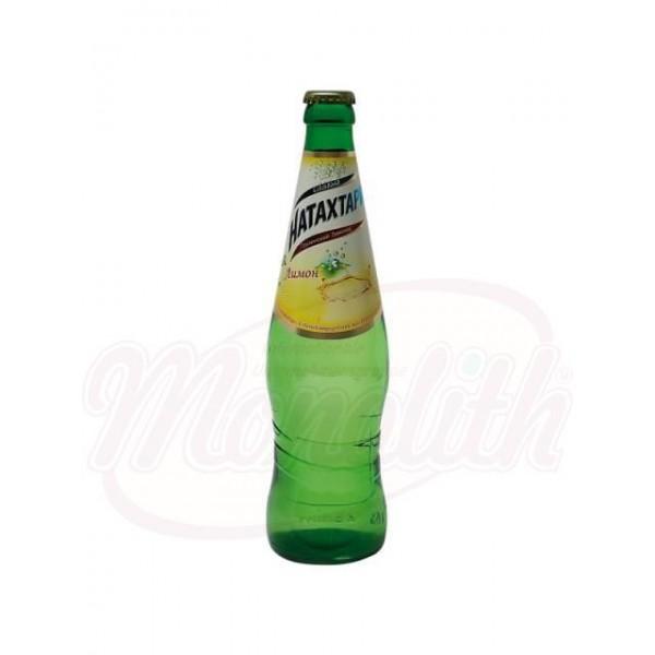 Refresco con gas sabor limón Natajtari,500 ml - Georgia