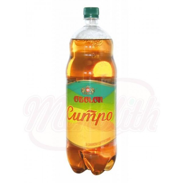 Refresco con gas sabor naranja Citro,2000ml - Ucrania