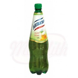Refresco con gas sabor pera Natajtari, 1000 ml