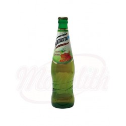 Refresco con gas sabor pera Natajtari,500ml