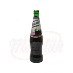 Refresco con gas sabor uva Natajtari, 500ml