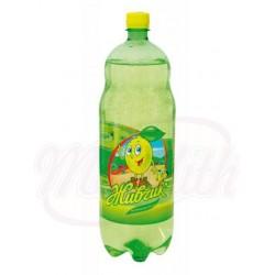 Refresco con gas Zhiwchik con sabor a limón, 2000ml