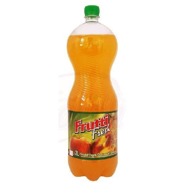 Refresco  Frutti Fresh Melocoton  2000ml - Rumanía