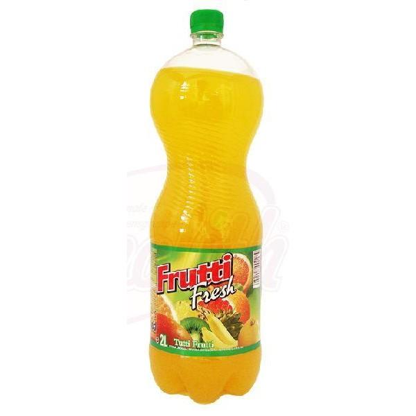 "Refresco  ""Frutti Fresh Tutti Frutti"" , 2000ml - Rumanía"