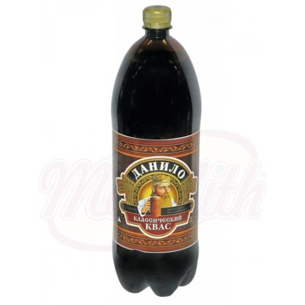 Refresco sabor malta pan  Kvas Danilo clásico 2000 ml - Alemania