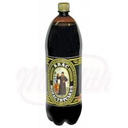 Refresco sabor malta pan  Kvas Danilo Monastirskiy 2000 ml