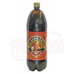 Refresco sabor malta pan Kvas Danilo Pojmelniy 2000 ml