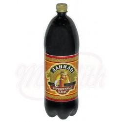 Refresco sabor malta pan Kwas Danilo Okroschkowy 2000 ml