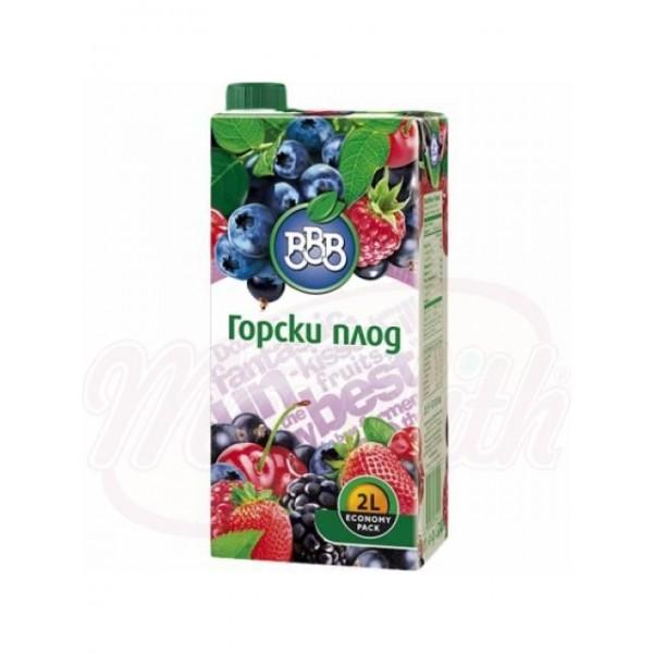Нектар из лесных плодов BBB  2000 ml - Болгария