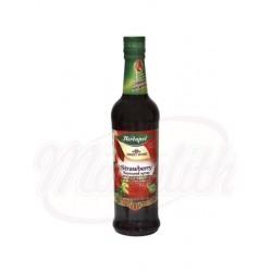 Sirope de fresa Herbapol 420 ml