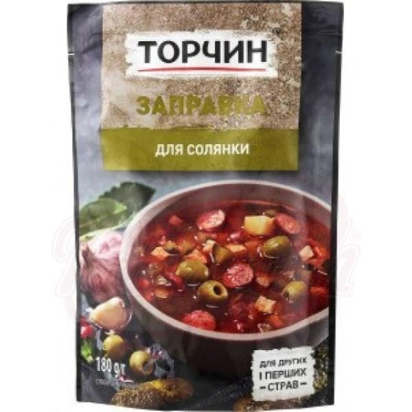 Aderezo para sopa Solianka Torchin  180 g - España