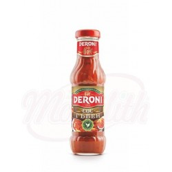Salsa de tomate con setas Deroni 325g