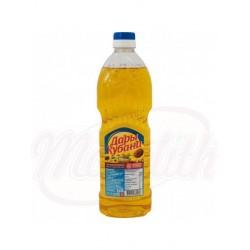 Масло подсолнечное Дары Кубани  нерафинированное 650 ml