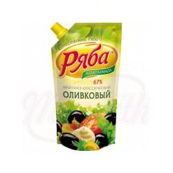 Майонез Ряба Классический Оливковый 215 ml
