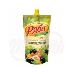 Mayonesa Clásica Oliva Ryaba 420 ml
