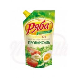 Майонез Ряба-Классический Провансаль  215 ml