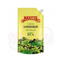 Mayonesa con aceite de oliva 400 ml