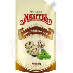 Mayonesa con huevo de codorniz 400 ml
